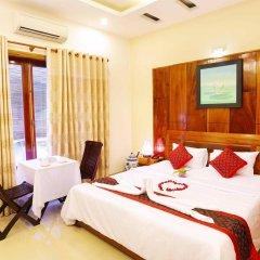 Отель Hoang Thu Homestay 2* Улучшенный номер с различными типами кроватей фото 3
