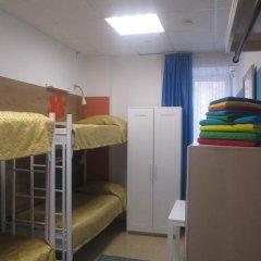 Пазл Хостел Кровать в общем номере двухъярусные кровати фото 19