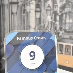 Отель Famous Crows спортивное сооружение