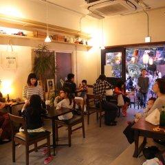Hostel & Coffee Shop Zabutton Токио развлечения