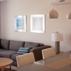 Отель Armonia Suite 303 Плая-дель-Кармен комната для гостей фото 2