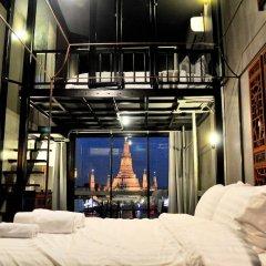 Отель Inn a day 3* Стандартный семейный номер с двуспальной кроватью фото 3
