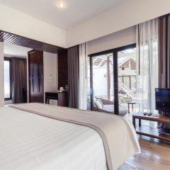 Отель Sarikantang Resort And Spa 3* Номер Делюкс с различными типами кроватей фото 26