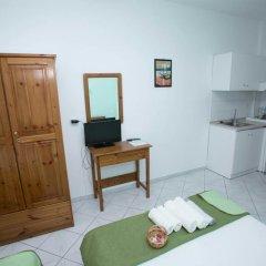 Отель Gramatiki House Греция, Ситония - отзывы, цены и фото номеров - забронировать отель Gramatiki House онлайн удобства в номере фото 2