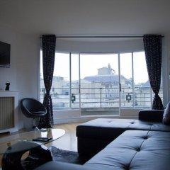 Отель Champs Élysées-Vuitton Apartment Франция, Париж - отзывы, цены и фото номеров - забронировать отель Champs Élysées-Vuitton Apartment онлайн комната для гостей фото 4