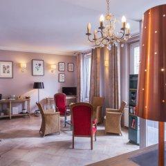 Отель Parc Hotel Франция, Париж - 1 отзыв об отеле, цены и фото номеров - забронировать отель Parc Hotel онлайн интерьер отеля