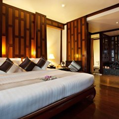 Отель Baan Yin Dee Boutique Resort 4* Номер Делюкс двуспальная кровать
