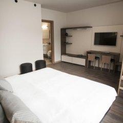 Отель Antwerp Inn 3* Стандартный семейный номер с двуспальной кроватью фото 7