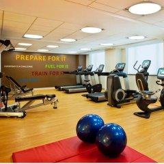 Sheraton Brooklyn New York Hotel фитнесс-зал фото 2