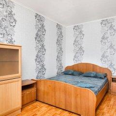Гостиница Александрия на Улице Бажова Апартаменты с разными типами кроватей фото 18
