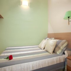 Отель Hostal Felipe 2 Стандартный номер с различными типами кроватей фото 6