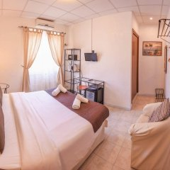 Отель B&B Galleria Frascati 2* Стандартный номер с двуспальной кроватью фото 2