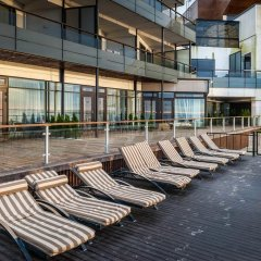 Апартаменты Pirita Beach & SPA Студия с различными типами кроватей фото 27