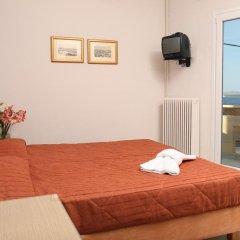 Kronos Hotel 2* Стандартный номер с двуспальной кроватью фото 3