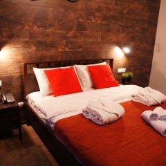 LiKi LOFT HOTEL 3* Номер Делюкс с различными типами кроватей фото 11