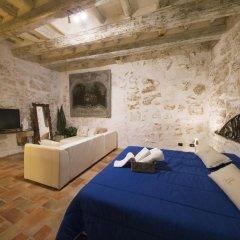 Отель Le stanze dello Scirocco Sicily Luxury Стандартный номер фото 12