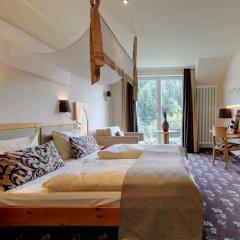 Отель Akzent Waldhotel Rheingau 4* Номер Комфорт с различными типами кроватей фото 6
