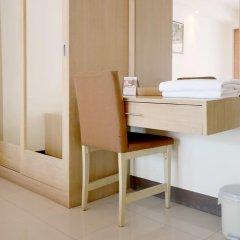 Orange Hotel 3* Номер Делюкс с разными типами кроватей фото 5