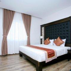 Ha Long Park Hotel 2* Улучшенный номер с различными типами кроватей фото 3