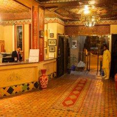 Отель La Perle du Sud Марокко, Уарзазат - отзывы, цены и фото номеров - забронировать отель La Perle du Sud онлайн интерьер отеля