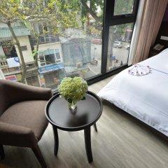 Hanoi Emerald Waters Hotel Trendy 3* Номер Делюкс с различными типами кроватей фото 24