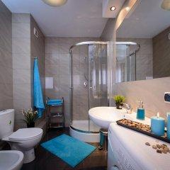 Отель LeoApart Апартаменты с различными типами кроватей фото 7
