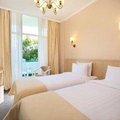 Гостиница Санаторно-курортный комплекс Знание 3* Номер Комфорт с двуспальной кроватью