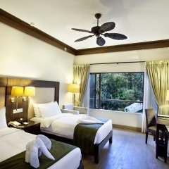 Отель DuSai Resort & Spa 5* Улучшенный номер с различными типами кроватей фото 4