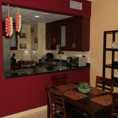 Отель Jumeirah Beach Residence Clusters питание
