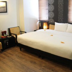 Orchid Hotel 3* Номер Делюкс с различными типами кроватей фото 3