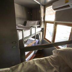 Here Hostel Кровать в общем номере фото 4