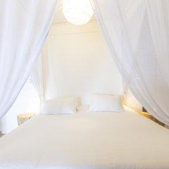 Отель Bom Bom Principe Island 4* Бунгало с различными типами кроватей фото 2