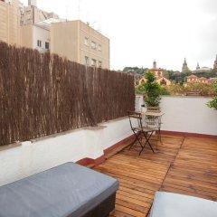 Апартаменты Centric Apartment National Palace Барселона балкон