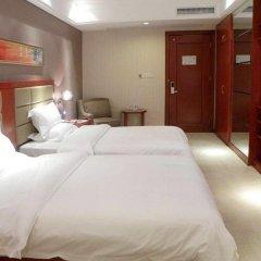 Gangxin Business Hotel 2* Стандартный номер с 2 отдельными кроватями