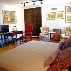 Отель San Román de Escalante 4* Стандартный номер с различными типами кроватей фото 20