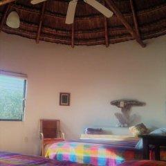 Отель Balamku Inn on the Beach комната для гостей фото 2