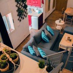 Отель Flats Lollipop City Center Улучшенные апартаменты фото 26