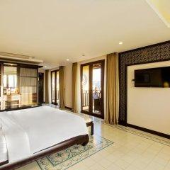 Отель Hoi An Silk Marina Resort & Spa 4* Номер Делюкс с различными типами кроватей фото 9