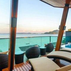 Отель Elemental 5FL Infinity Pool Seafront Villas 5* Вилла Делюкс фото 15