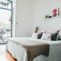 Отель Dona Fina Guest House Стандартный номер с различными типами кроватей фото 5