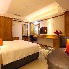 Chabana Kamala Hotel 4* Улучшенный номер с двуспальной кроватью фото 7