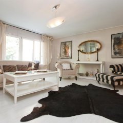 Апартаменты Shabby Chic Apartments Сопот комната для гостей фото 5