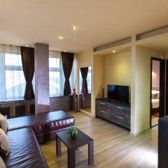 Отель Amarilis 717 Апартаменты с различными типами кроватей фото 4