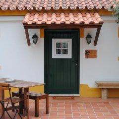Отель Casa do Crato сейф в номере