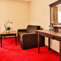Hotel & Spa Biały Dom 3* Номер Делюкс с различными типами кроватей фото 4