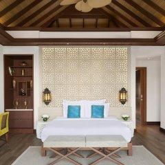 Отель Banana Island Resort Doha By Anantara 5* Вилла с различными типами кроватей фото 6