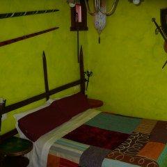 Hotel Rural La Rosa de los Tiempos фитнесс-зал