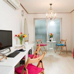 Отель Cheongdam Guest House 2* Стандартный номер с двухъярусной кроватью фото 2