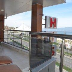 Hisar Hotel Турция, Гемлик - отзывы, цены и фото номеров - забронировать отель Hisar Hotel онлайн балкон