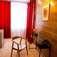Гостевой дом Резиденция Парк Шале Стандартный номер с различными типами кроватей фото 5